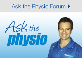 Ask the Physio Forum