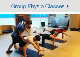 Group Physio Classes
